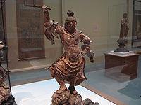 Buddhist guardian of the East, Kamakura period.jpg