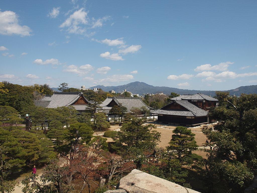 Buddhist temple in Kyoto (4)