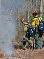 Bull Mountain cooperative prescribed burn (6818247498).jpg