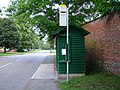 Bus Shelter, Hurworth-on-Tees - geograph.org.uk - 76795.jpg