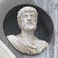Busto di Cesare - Cairano, Loggia (Brescia).JPG