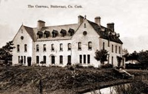 Buttevant - Buttevant Convent 1879 by architect G.C. Ashlin