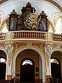 Bydgoszcz, kościół par. p.w. Najśw. Serca Pana Jezusa - organy.JPG