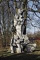 Bytom Miechowice Misie II sculpture.jpg