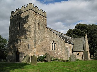 Bywell - St Peter's