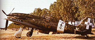Macchi C.205 1942 fighter aircraft family by Macchi