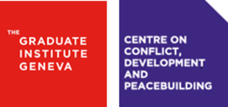 Centre on Conflict, Development and Peacebuilding - Image: CCDP