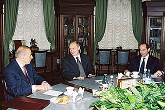 Commonwealth of Independent States - The 20–22 June 2000 CIS Summit