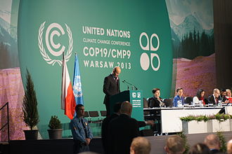 2013 United Nations Climate Change Conference - Opening of the COP19 on 11 November 2013