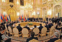CSTO Collective Security Council meeting Kremlin, Moscow 2012-12-19 08.jpeg