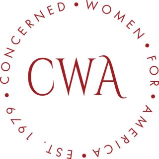 Concerned Women for America Socially conservative Christian American nonprofit womens activist group
