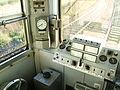 Cabview of Class 44 DMU (276045747).jpg