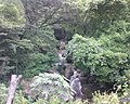 Caida de agua, carretera a Taxco - panoramio.jpg