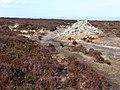 Cairn, Ovenden Moor - geograph.org.uk - 1247795.jpg