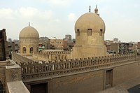 Cairo, Mosque-Madrasa of Emir Sarghatmish 03.jpg