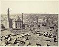 Cairo, gezien vanaf de citadel Cairo. From the Citadel. (titel op object), RP-F-F80039.jpg