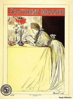 Caleb Althin - Image: Caleb Althin Samtidens romaner