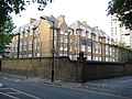 Camberwell, Comber Grove School, SE5 - geograph.org.uk - 1484577.jpg