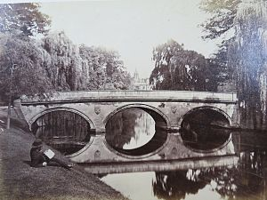 James Essex - Bridge designed and built by James Essex, Trinity College, Cambridge University