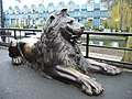 Camden Lock lion - geograph.org.uk - 1712692.jpg