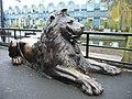 Camden Lock lion - geograph.org.uk - 1712692.jpg