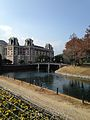 Canal in Huis Ten Bosch 20140118-3.jpg