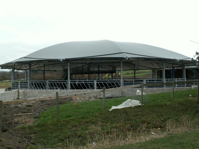 Cannon Hall Farm Roundhouse - geograph.org.uk - 1181553