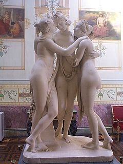 Canova sculptures
