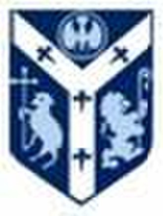 Canterbury School (Connecticut) - Canterbury school crest