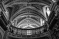 Cantoria in B&N della Chiesa di Santa Chiara - Ferrandina MT.jpg