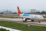 Capital Airlines Airbus A330-243 at Sanya Phoenix International Airport (4).jpg