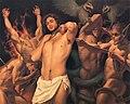 Captive Soul, oil on canvas, 150x120cm, 1996.jpg