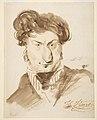 Caricature of Charles-Henri Plantade (?) MET DP812850.jpg