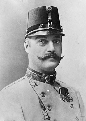 Archduke Leopold Salvator of Austria - Image: Carl Pietzner Erzherzog Leopold Salvator von Österreich Toskana, 1905 (LC DIG ggbain 06226)