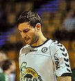 Carlos Prieto warmup 3 DKB Handball Bundesliga HSG Wetzlar vs HSV Hamburg 2014-02 08 007.jpg