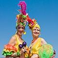 Carmen Miranda, Coney Island Mermaid Parade 2008.jpg