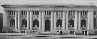 Carnegie Education Pavilion - Image: Carnegie Library Atlanta