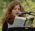 Carrie Snyder at the Eden Mills Writers Festival 2014 (DanH-0132) (cropped).jpg