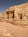 Carved Stone Cliffs, The Great Temple of Ramses II, Abu Simbel, AG, EGY (48017142843).jpg