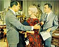 Cary Grant, Eva Marie Saint, James Mason North by Northwest Still.jpg