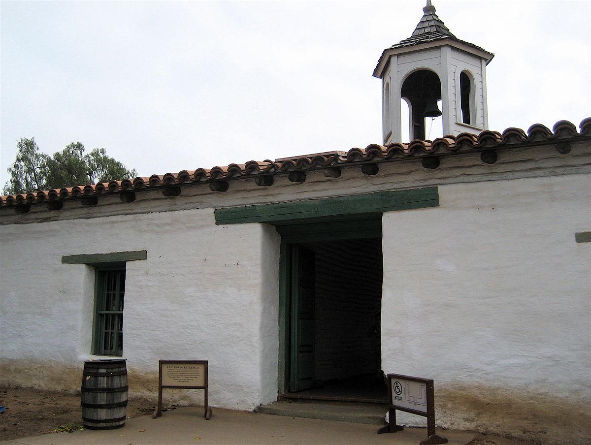 Casa de estudillo wikipedia la enciclopedia libre - La casa vintage ...