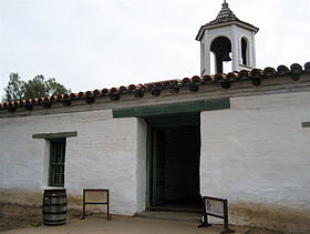 Image illustrative de l'article Parc historique d'État d'Old Town San Diego