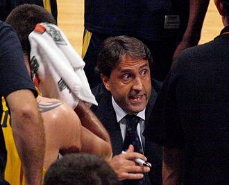 Luis Casimiro - Casimiro with Estudiantes in 2008