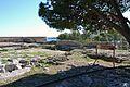 Castell de Dénia, excavacions arqueològiques al palau.JPG