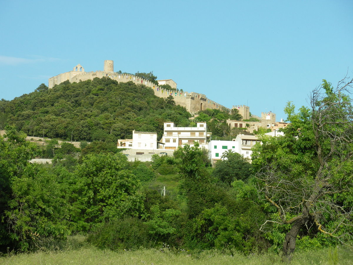 Castell de Capdepera – Wikipedia