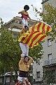 Castellers de Badalona - Onze de Setembre a Badalona, 2015 - 20724542063.jpg