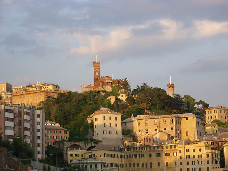 File:Castello d'Albertis di Genova 01.jpg