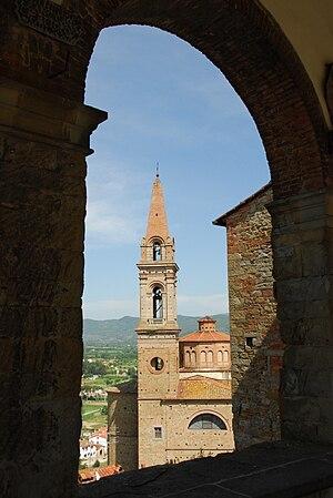 Castiglion Fiorentino - Views from Castiglion Fiorentino.