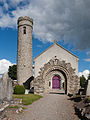 Castledermot Church of Saint James and Round Tower 2013 09 06.jpg