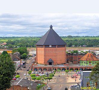 Cruzeiro do Sul, Acre - Image: Catedral de Nossa Senhora da Glória